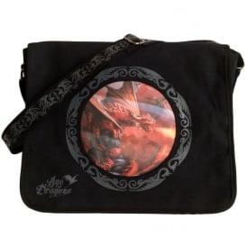 Anne Stokes Purse Aracnafaria Fairy 3D Black Fantasy Gothic Lenticular Wallet
