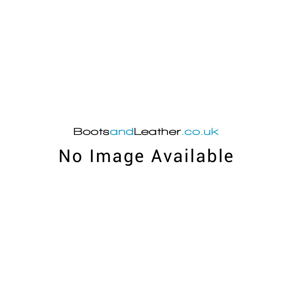 Brogue 06 Black Nappa Vegan Leather