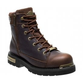 dd0b8fc09d6 Brown Harley Davidson Boots and Leather UK | Footwear and ...