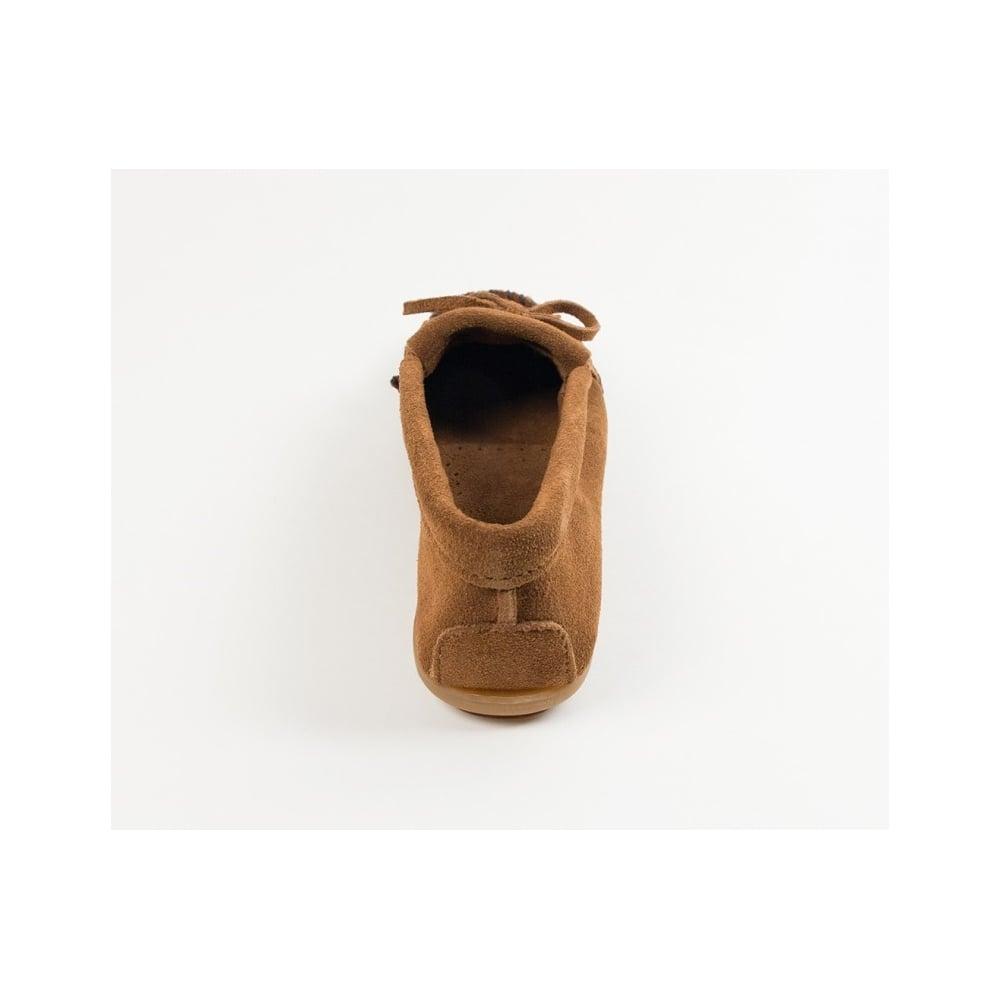 86c01fe7ada Moccasins Handmade 403 Women  039 S Kilty Hardsole Brown Suede