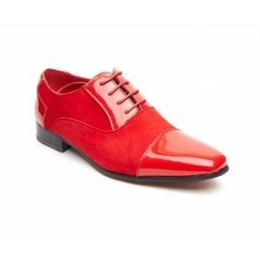 2376c23161b1 Rossellini Hackney Men Shoes Black Nubuck Leather Lined Pointed Slip ...