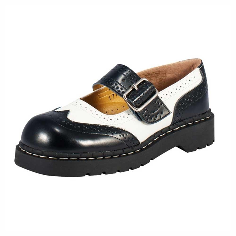 T.U.K. T1035 Ladies Shoes Anarchic Mary